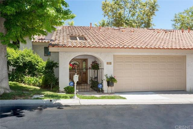 670 N Valley Drive, Westlake Village, CA 91362 (#SR19140136) :: Lydia Gable Realty Group