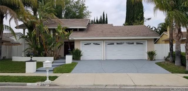 294 N Sabra Avenue, Oak Park, CA 91377 (#SR19140070) :: Paris and Connor MacIvor