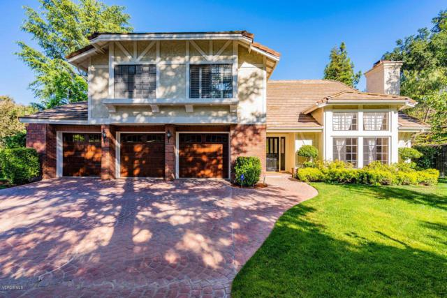 29740 Kimberly Drive, Agoura Hills, CA 91301 (#219007294) :: Golden Palm Properties