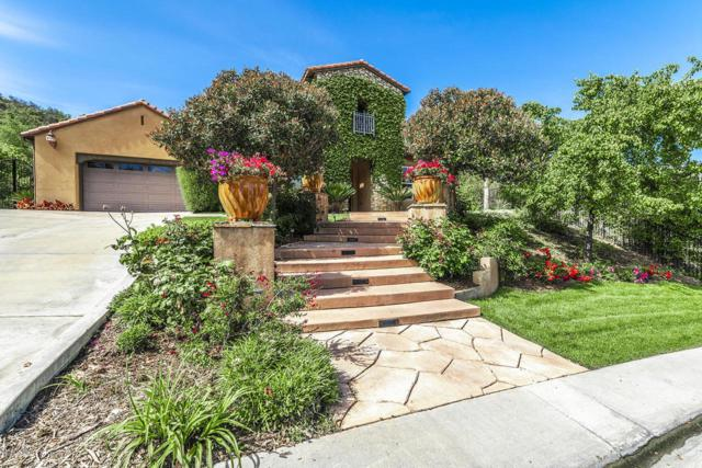 1660 Sycamore Canyon Drive, Westlake Village, CA 91361 (#219007295) :: Lydia Gable Realty Group