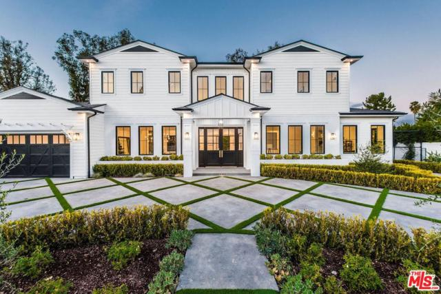 17405 Cumpston Street, Encino, CA 91316 (#19478080) :: Lydia Gable Realty Group