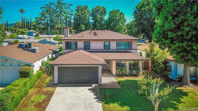 18116 Califa Street, Tarzana, CA 91356 (#SR19139452) :: Golden Palm Properties