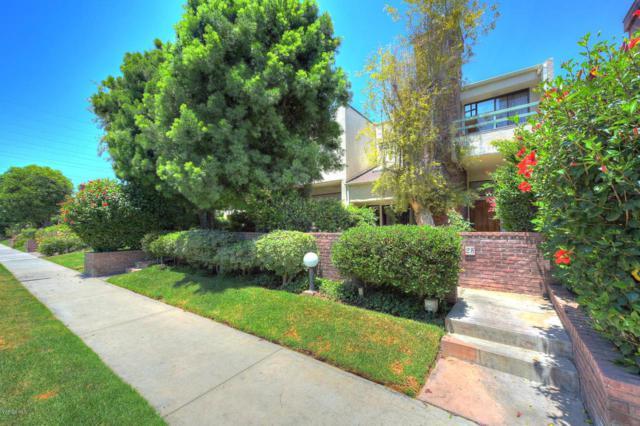 18731 Hatteras Street #28, Tarzana, CA 91356 (#219007308) :: Golden Palm Properties