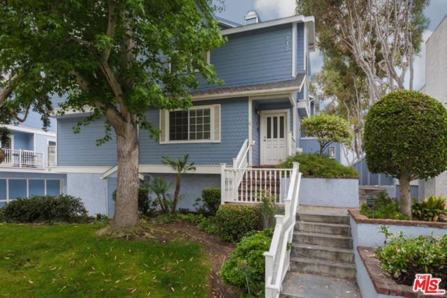317 N Broadway #8, Redondo Beach, CA 90277 (#19478120) :: Golden Palm Properties