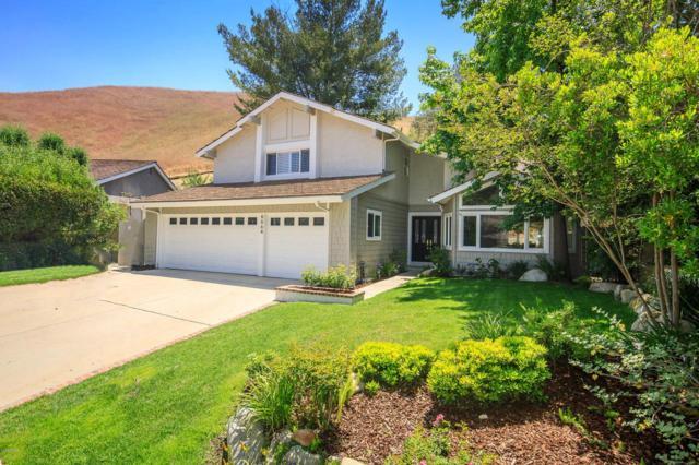6664 Buttonwood Avenue, Oak Park, CA 91377 (#219007322) :: TruLine Realty