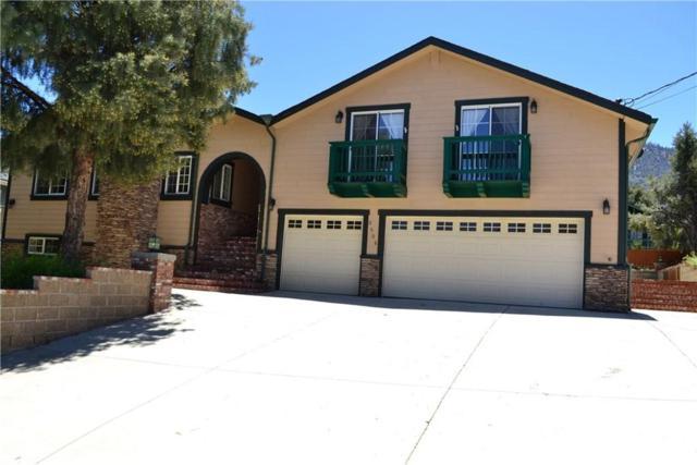 2608 Arbor Drive, Pine Mountain Club, CA 93225 (#SR19140742) :: Golden Palm Properties