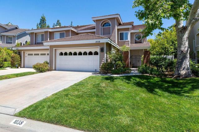 1038 Terrace Hill Circle, Westlake Village, CA 91362 (#219007333) :: Lydia Gable Realty Group