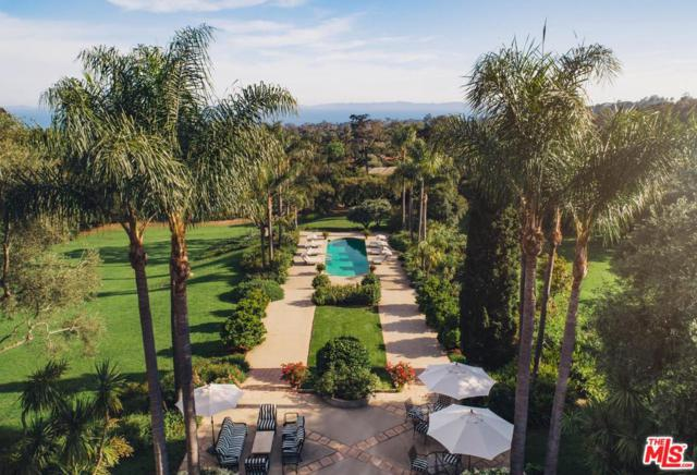 691 Picacho Lane, Santa Barbara, CA 93108 (#19478186) :: Golden Palm Properties