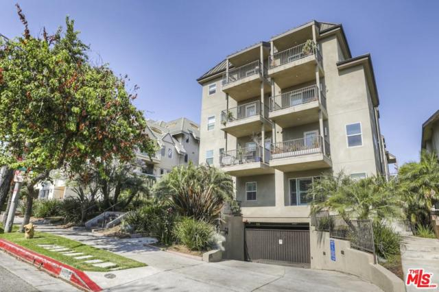 1420 N Laurel Avenue #407, West Hollywood, CA 90046 (#19476932) :: Golden Palm Properties