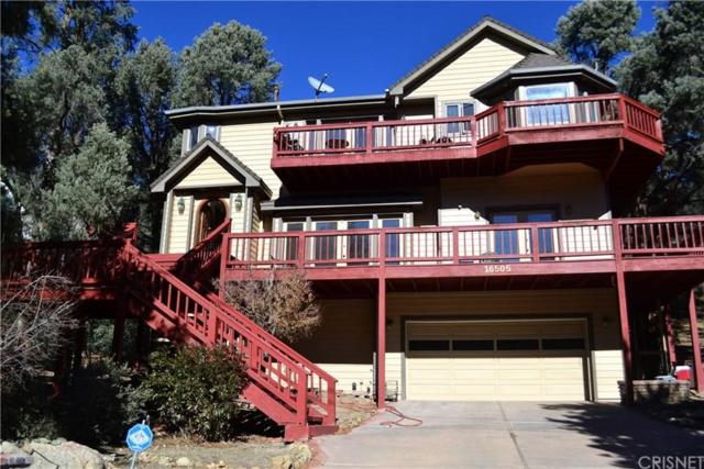 16505 Grizzly Drive, Pine Mountain Club, CA 93222 (#SR19141039) :: Golden Palm Properties