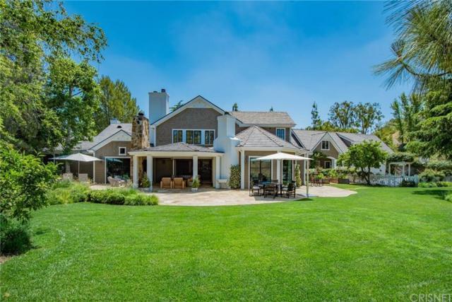 5555 Dixon Trail Road, Hidden Hills, CA 91302 (#SR19140674) :: Golden Palm Properties