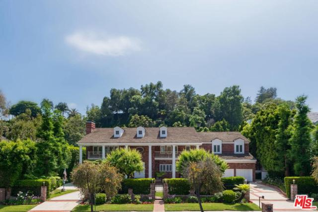 1255 Benedict Canyon Drive, Beverly Hills, CA 90210 (#19476762) :: Lydia Gable Realty Group