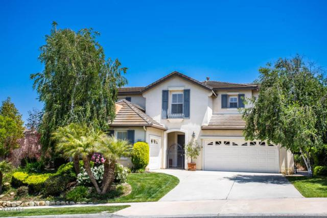 442 Via Del Lago, Newbury Park, CA 91320 (#219007354) :: Lydia Gable Realty Group