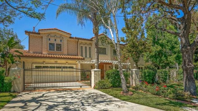 14659 Valley Vista Boulevard, Sherman Oaks, CA 91403 (#SR19138698) :: The Fineman Suarez Team