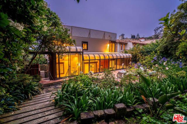 1344 Goucher Street, Pacific Palisades, CA 90272 (#19475570) :: TruLine Realty