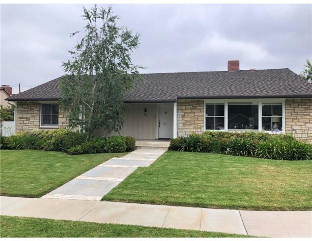 4910 Texhoma Avenue, Encino, CA 91316 (#SR19139659) :: TruLine Realty