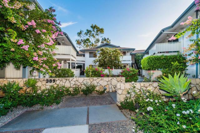 389 Cliff Drive #7, Pasadena, CA 91107 (#819002786) :: Paris and Connor MacIvor