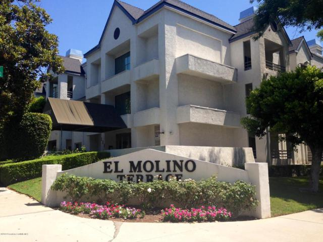 300 N El Molino Avenue #313, Pasadena, CA 91101 (#819002788) :: Golden Palm Properties