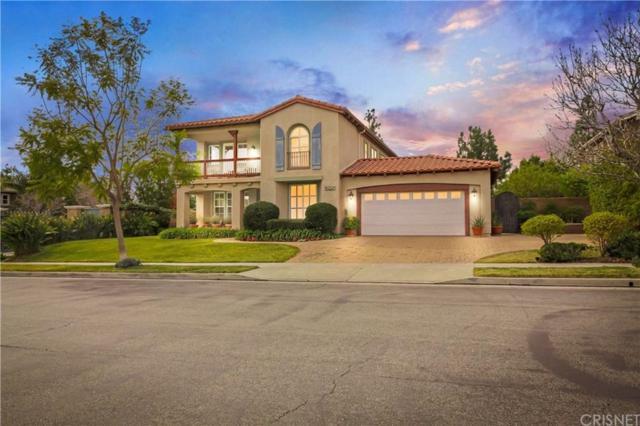 10341 Edgebrook Way, PORTER RANCH, CA 91326 (#SR19141653) :: Lydia Gable Realty Group