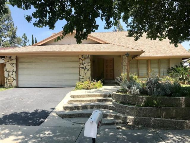 10840 Topeka Drive, PORTER RANCH, CA 91326 (#SR19141696) :: TruLine Realty