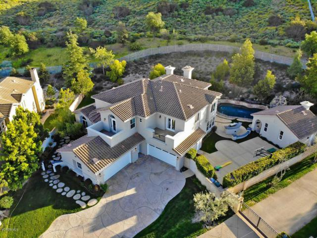 5526 Via Nicola, Newbury Park, CA 91320 (#219007411) :: Lydia Gable Realty Group