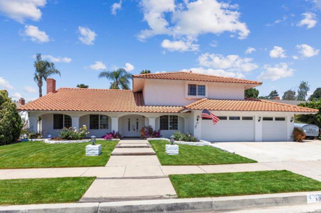 1817 Marlowe Street, Thousand Oaks, CA 91360 (#219007418) :: Lydia Gable Realty Group