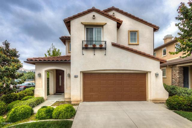 3821 Bridgeview Lane, Newbury Park, CA 91320 (#219007424) :: The Fineman Suarez Team