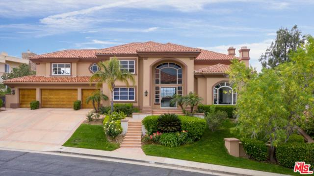 22524 S Summit Ridge Circle, Chatsworth, CA 91311 (#19478684) :: The Fineman Suarez Team