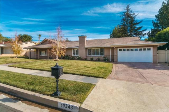 10348 Laramie Avenue, Chatsworth, CA 91311 (#SR19142207) :: The Fineman Suarez Team