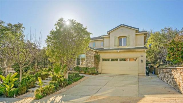 28361 Falcon Crest Drive, Canyon Country, CA 91351 (#SR19142325) :: Fred Howard Real Estate Team