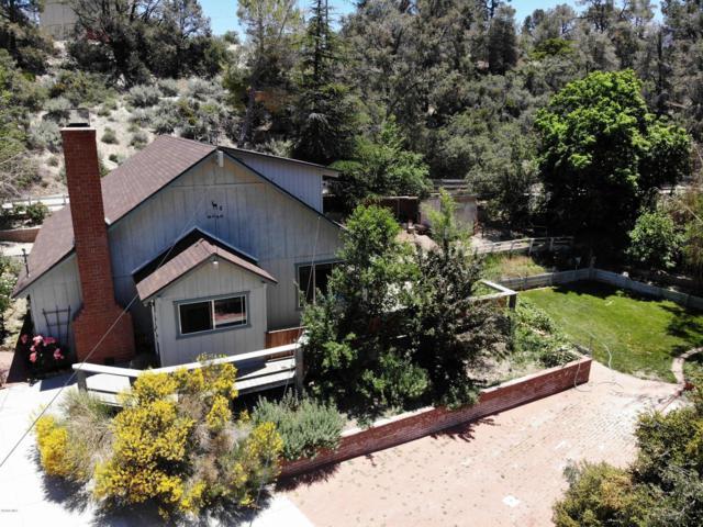 4100 N End Drive, Frazier Park, CA 93225 (#219007437) :: Fred Howard Real Estate Team