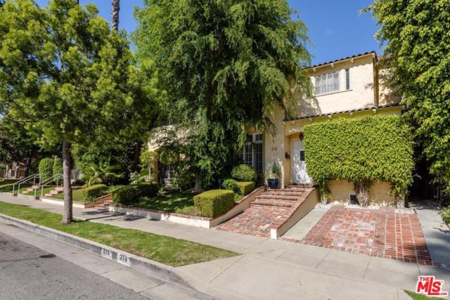 216 S Lasky Drive, Beverly Hills, CA 90212 (#19477656) :: Paris and Connor MacIvor