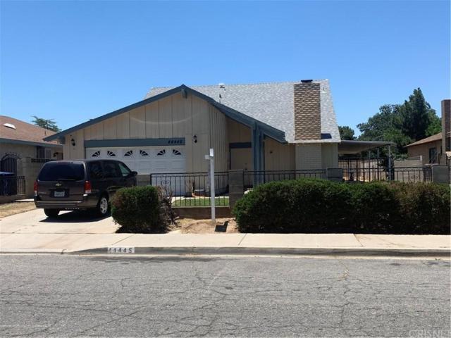 44445 Palm Vista Avenue, Lancaster, CA 93535 (#SR19140119) :: Fred Howard Real Estate Team