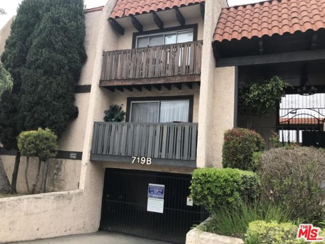 719 N Eucalyptus Avenue 14B, Inglewood, CA 90302 (#19478174) :: Fred Howard Real Estate Team