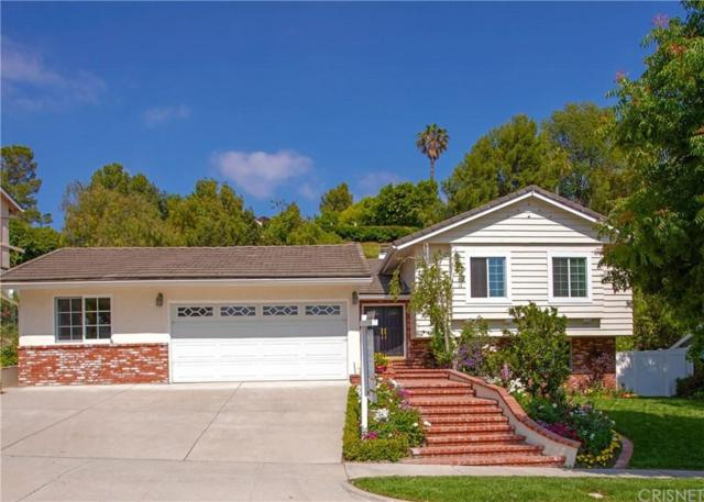876 Falmouth Street, Thousand Oaks, CA 91362 (#SR19143234) :: Fred Howard Real Estate Team