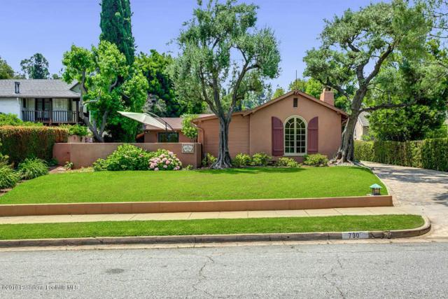 730 Arden Road, Pasadena, CA 91106 (#819002836) :: Golden Palm Properties