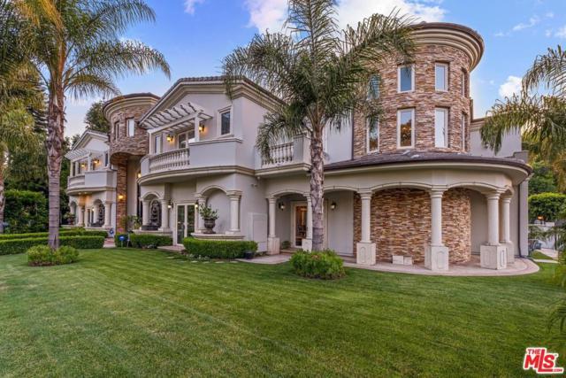 15506 Meadowgate Road, Encino, CA 91436 (#19478950) :: The Agency