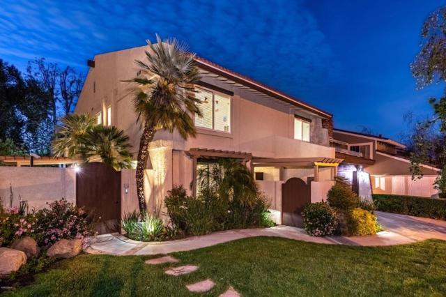 3805 Mainsail Circle, Westlake Village, CA 91361 (#219007532) :: Golden Palm Properties