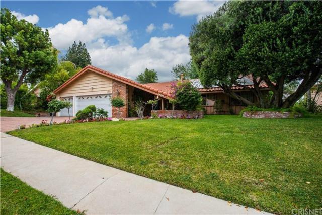 5334 Overing Drive, Woodland Hills, CA 91367 (#SR19144309) :: Paris and Connor MacIvor
