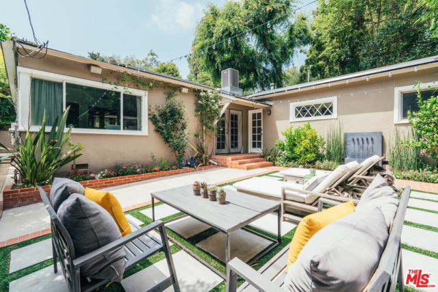 8121 Cornett Drive, Los Angeles (City), CA 90046 (#19479496) :: Golden Palm Properties