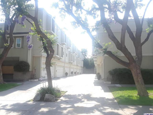 137 N Oak Knoll Avenue #17, Pasadena, CA 91101 (#319002426) :: Golden Palm Properties