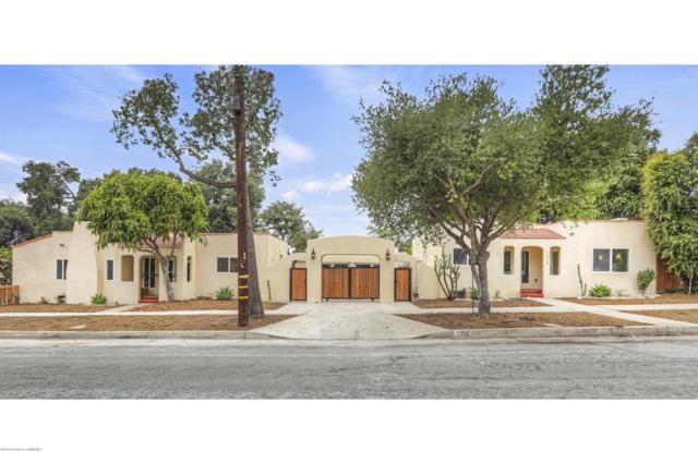 75 W Tremont Street, Pasadena, CA 91103 (#819002847) :: Golden Palm Properties
