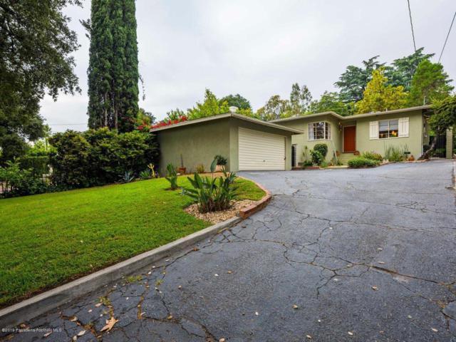 407 E Altadena Drive, Altadena, CA 91001 (#819002849) :: Golden Palm Properties