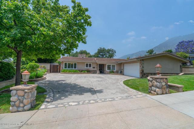 1525 Riviera Drive, Pasadena, CA 91107 (#819002854) :: Golden Palm Properties