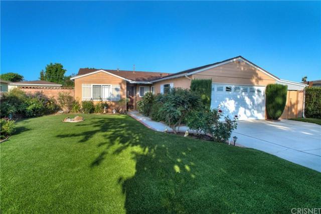 8748 Valjean Avenue, North Hills, CA 91343 (#SR19142842) :: Golden Palm Properties