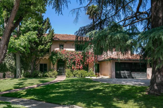 1065 Armada Drive, Pasadena, CA 91103 (#819002861) :: Golden Palm Properties