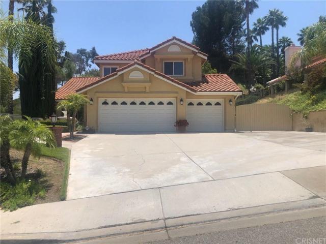 25260 Sagecrest Circle, Stevenson Ranch, CA 91381 (#SR19145330) :: Paris and Connor MacIvor