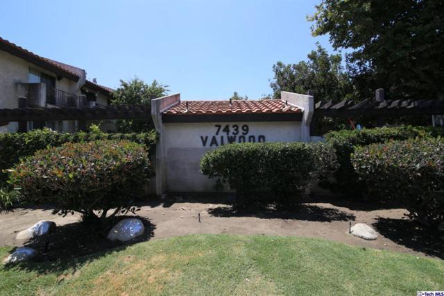 7439 Woodman Avenue #57, Van Nuys, CA 91405 (#319002428) :: The Agency
