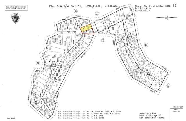 7970 On Knapps Cut Off And Lake Drive, Crestline, CA 92325 (#SR19145105) :: Lydia Gable Realty Group