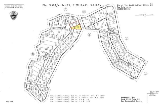 7970 On Knapps Cut Off And Lake Drive, Crestline, CA 92325 (#SR19145127) :: Lydia Gable Realty Group